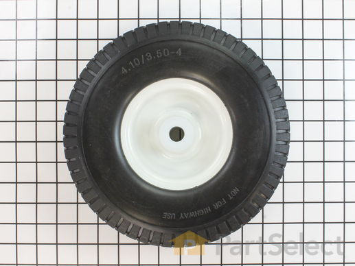 Wheel, 10-In. Dia. – Part Number: 14-0130