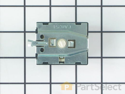 Temperature Selector Switch – Part Number: 134398600