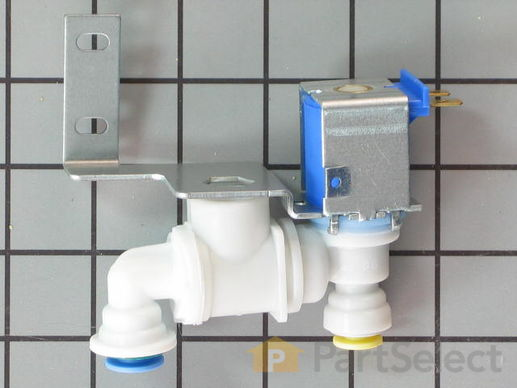 Water Inlet Valve with Quick Connections - 120V 60Hz – Part Number: W10881366