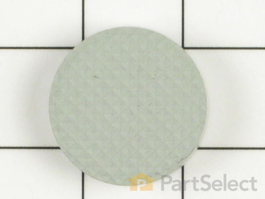 Rubber Foot Pad – Part Number: WP210684