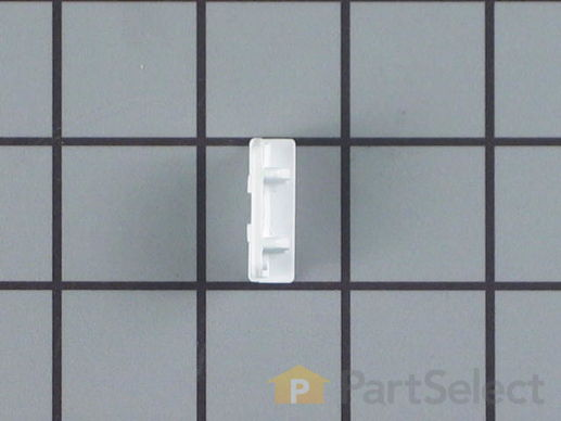 End Cap Trim - White – Part Number: WP2156007
