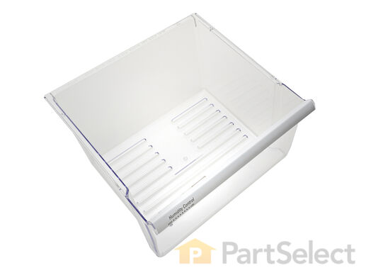 Refrigerator Crisper Drawer with Humidity Control – Part Number: WP2188656