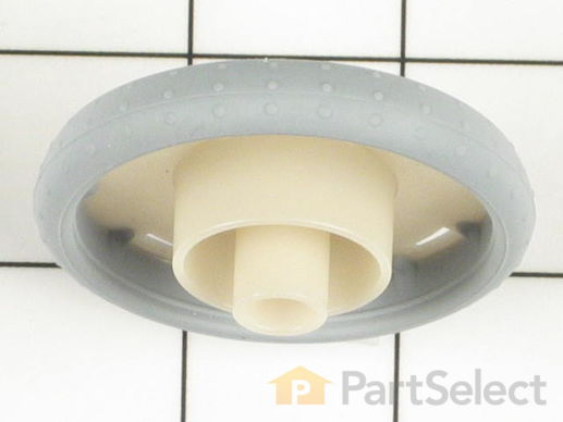 11739486-2-S-Whirlpool-WP22003993-Timer Knob - light gray and white