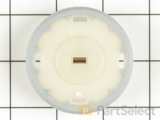 11739486-3-S-Whirlpool-WP22003993-Timer Knob - light gray and white
