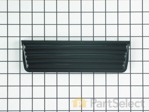 11739626-1-M-Whirlpool-WP2206671B-Dispenser Grille - Black