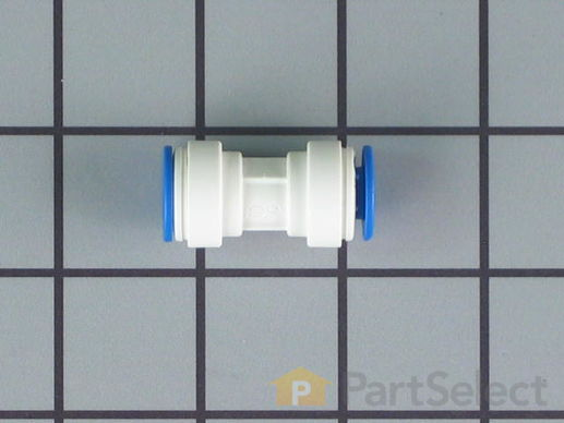 Water Tube Connector/Union  - 5/16 to 5/16 – Part Number: WP2300868