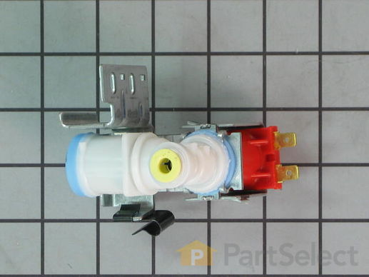 11740365-3-S-Whirlpool-WP2315576-Single Water Inlet Valve - 120V 60Hz 35W