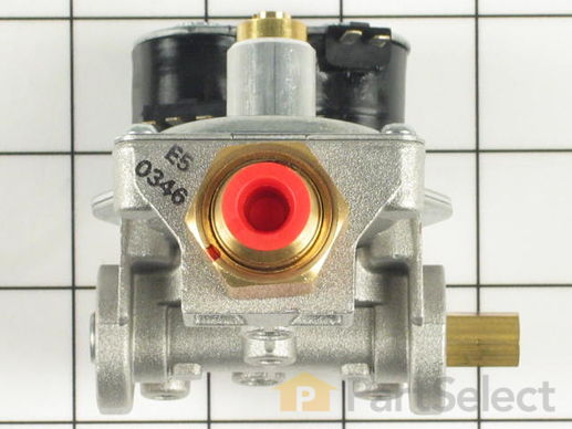11740673-2-S-Whirlpool-WP306176-Gas Valve with Coils