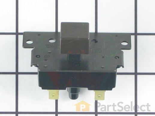 11740676-1-M-Whirlpool-WP306533-Push-to-Start Switch with Bracket