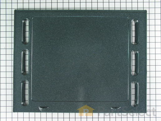 Interior Bottom Oven Panel – Part Number: WP3195097