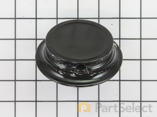 11741734-2-S-Whirlpool-WP3412D025-09-Burner Head Cap with Spark Electrode