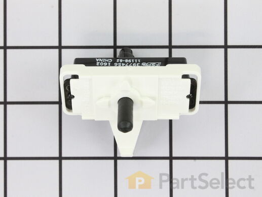 Push-To-Start Switch – Part Number: WP3977456