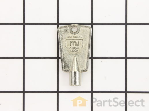 11743291-1-M-Whirlpool-WP61859-1-Freezer Door Key