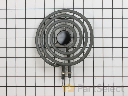 "11743366-1-S-Whirlpool-WP660532-Standard Y-Frame Surface Burner - 6"" - 1500W"