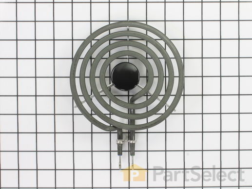 "11743366-2-S-Whirlpool-WP660532-Standard Y-Frame Surface Burner - 6"" - 1500W"