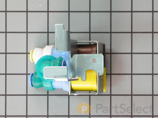 Dual Water Inlet Valve – Part Number: WP67006531