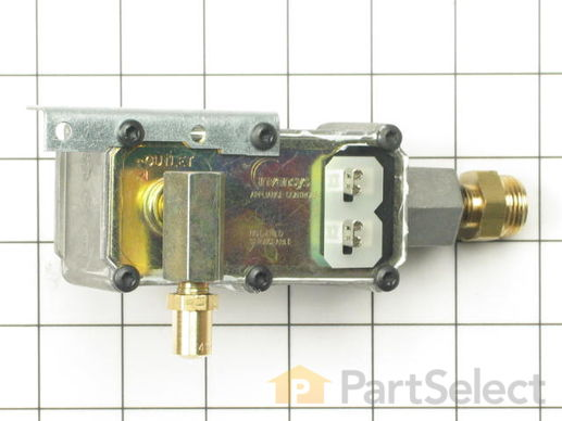 11744133-3-S-Whirlpool-WP74006427-Dual Outlet Oven Safety Valve