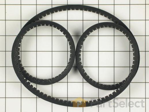 V-Style Cogged Tooth Pump Belt – Part Number: WP95405