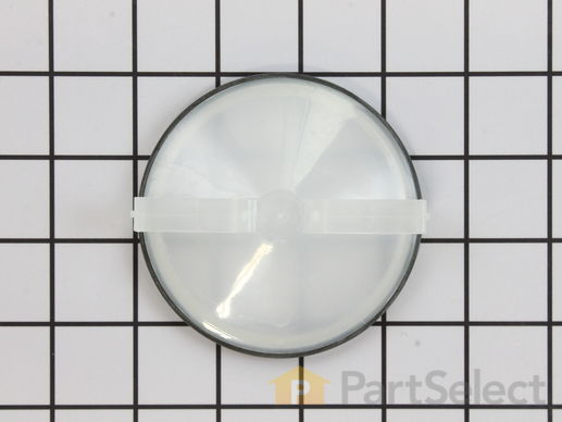 Agitator Cap Barrier with Seal – Part Number: WPW10074580