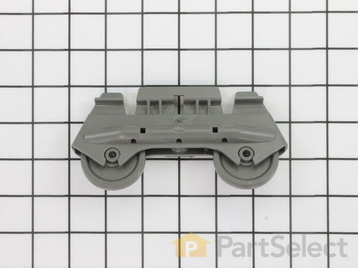 11751413-1-M-Whirlpool-WPW10261335-Lower Dishrack Wheel