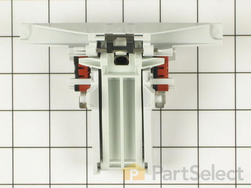 11751688-3-S-Whirlpool-WPW10275768-Door Latch with Switches - NO Handle