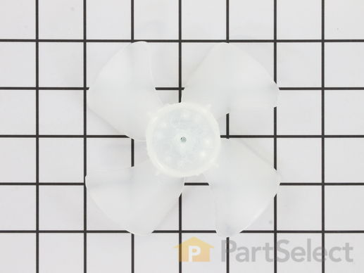 Fan Blade and Spring Clip – Part Number: WPW10445742