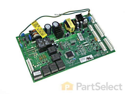 12069099 1 M GE WR55X10942P Electronic Board ge wr55x10942p electronic board partselect GE Motherboard at arjmand.co