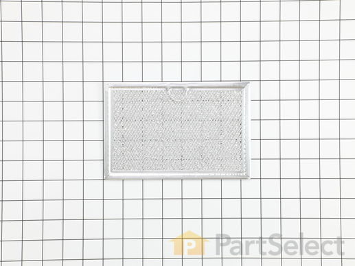 Microwave Grease Filter – Part Number: 5304509444