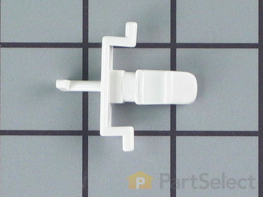 1960445-2-S-Whirlpool-W10131752-Soap Cup Door Latch and Gasket
