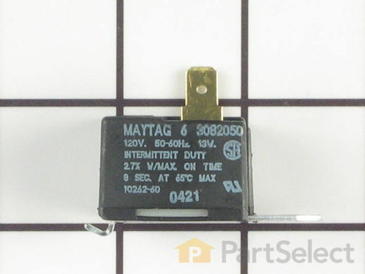 Non-Adjustable Buzzer – Part Number: 33001623