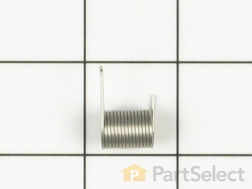 Ice Chute Door Return Spring – Part Number: 61004388