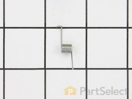 Recess Door Spring – Part Number: WR02X10585