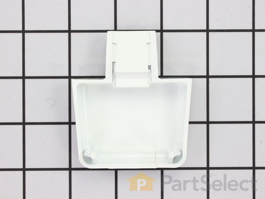 Door Shelf Retainer Bar End Cap - Left or Right Side – Part Number: WR2X7975