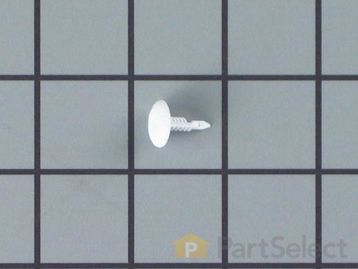 Door Plug - White – Part Number: WR2X8693
