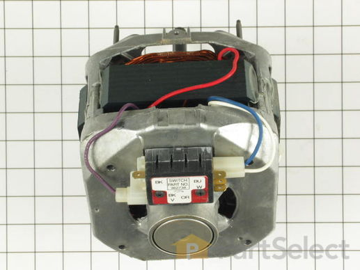 Belt Drive Motor Kit with Capacitor – Part Number: 285222
