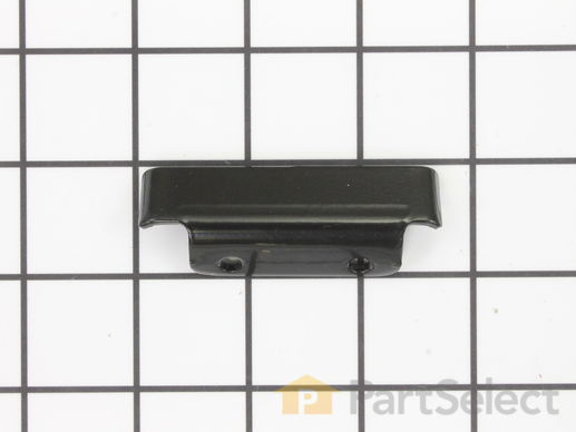 Door Stop - Black – Part Number: WR02X13425