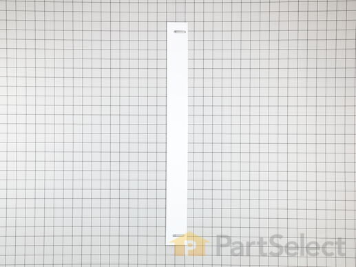 Toeplate - White – Part Number: 154745501