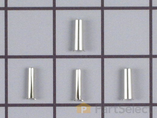 Plastic Tubing Inserts - 4 Included – Part Number: 4387491