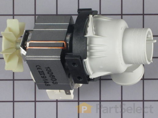 Remote Style Pump with Motor – Part Number: 131268401