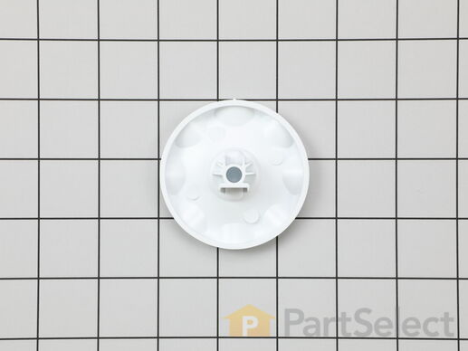 Thermostat Knob - White – Part Number: 216707200