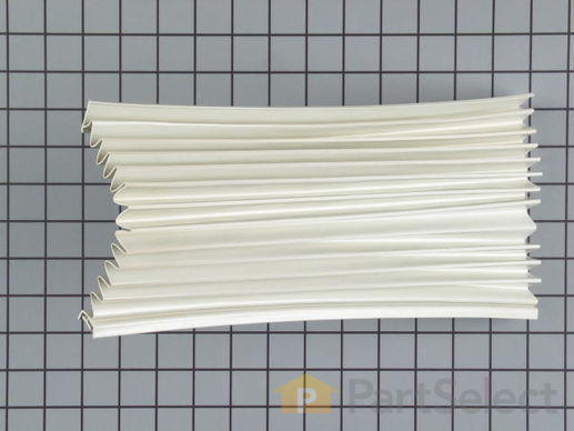 Shutter Panel - Left or Right Side  - Curtain Only – Part Number: 309645501
