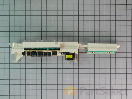 756538-2-S-GE-WH12X10225        -Control Board Assembly
