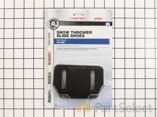 Slide Shoe – Part Number: 784-5580-0637