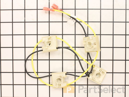 953094 1 M GE WB18T10339 Spark Igniter Switch and Harness Assembly ge wb18t10339 spark igniter switch and harness assembly partselect ge ignitor wiring harness at bakdesigns.co