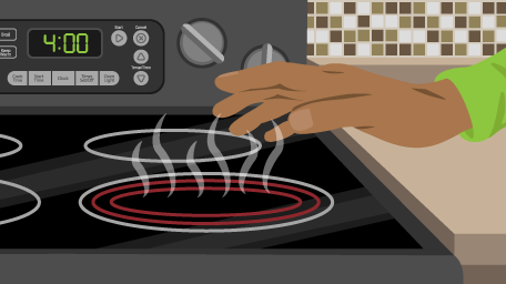 How To Fix A Range/Oven Element Not Heating