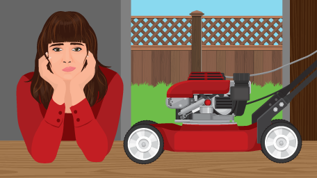 Six Reasons Why Your Lawnmower Won't Start