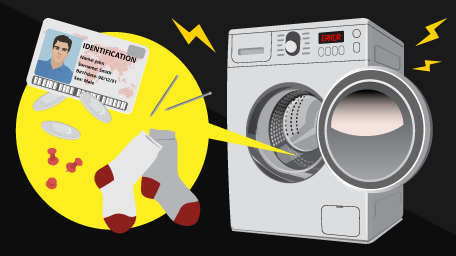 How to Remove Common Items From Your Front Load Washer