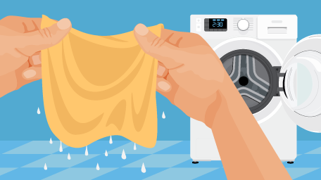 How to Properly Clean Your Electric Dryer
