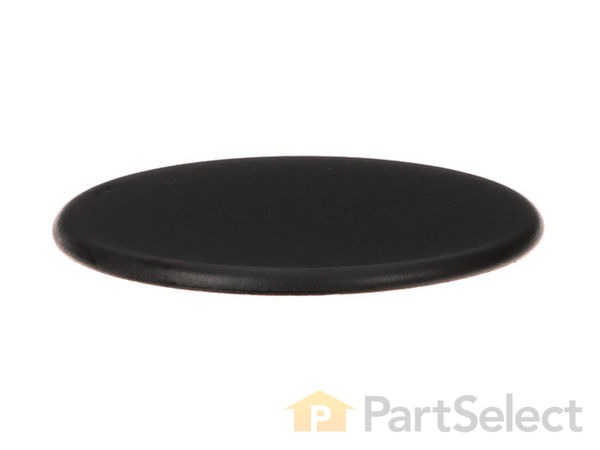 2581740-1-S-Frigidaire-316261804-Surface Burner Cap - Black