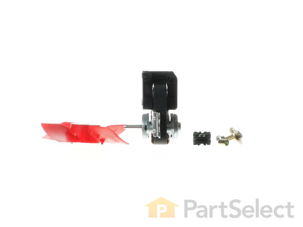 376645-1-S-Whirlpool-482731            -Evaporator Fan Motor Kit